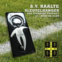 Sleutelhanger gegraveerd van SV Raalte