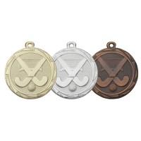 Medailles voor hockeytoernooien