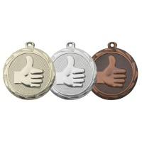 De dikke duim medailles